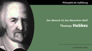 Thomas Hobbes   Homo Homini Lupus