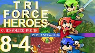 Soluce Tri Force Heroes : Niveau 8-4