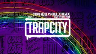Travis Scott   SICKO MODE Ft. Drake (Skrillex Remix)