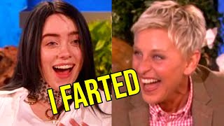 Top 10 FUNNIEST Ellen Moments Of All Time!