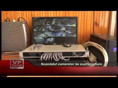Scandalul camerelor de supraveghere