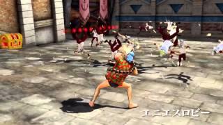 Minisatura de vídeo nº 1 de  One Piece: Pirate Warriors 3