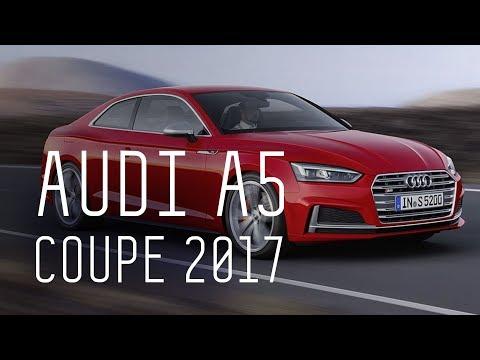 Audi A5 Coupe Купе класса D - тест-драйв 1