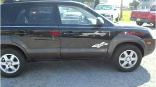 preview picture of video '2005 Hyundai Tucson Used Cars Grove City PA'