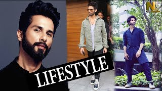 The Journey of Shahid Kapoor Complan To Kabir Singh || the full lifestyle of shahid kapoor