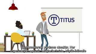 Sınıflandırma - Veri Güvenliği - Sınıflandırma Çözümü - Sınıflandırma ÇözümleriTITUS Veri Koruma Çözümleri