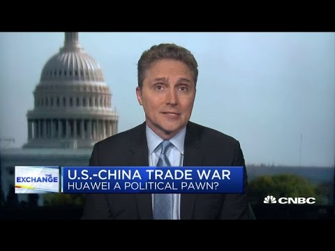 Trump views Huawei as a bargaining chip for a US-China trade deal: AEI's James Pethokoukis
