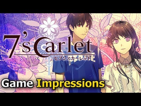 7'scarlet (Game Impressions) video thumbnail