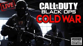This Game is a JOKE 😐 Black Ops COLD WAR LIVE