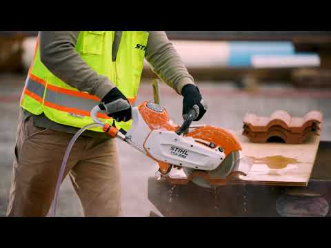Stihl TSA 230 in Calmar, Iowa - Video 1