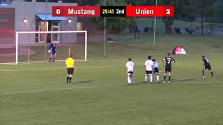 Union-Mustang semifinal highlights