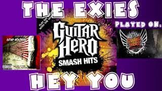 The Exies - Hey You - Guitar Hero Smash Hits Expert Full Band