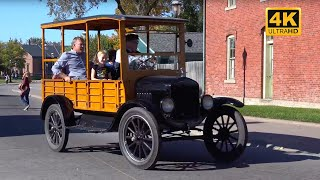 Henry FORD Museum, Factory, and Greenfield Village [4K]
