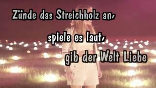 Ellie Goulding   Burn   LyricsDeutsche Übersetzung + Full Song