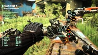 Crysis 3 Digital Deluxe Edition HUN Gameplay Mission 4 [Full HD]