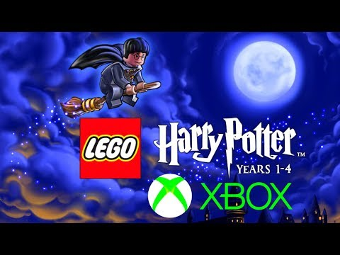 NEW! LEGO Harry Potter XBOX ONE YEARS 1-4 - Lego Harry Potter Collection Gameplay Ep. 1