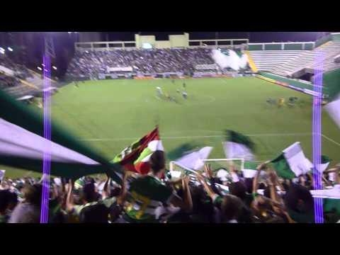 """""""Chapecoense x Coritiba - Barra da Chape -Recebimento"""" Barra: Barra da Chape • Club: Chapecoense"""