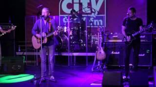 David Koller - Nic není nastálo / City live na radiu City (18.9.2015)
