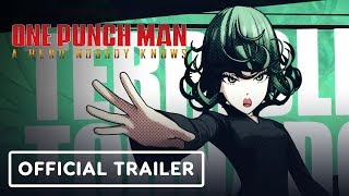 One Punch Man: A Hero Nobody Knows Official Characters Trailer - Gamescom 2019
