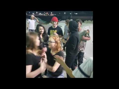 Fight Nights at the Casper Skatepark