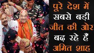 गांधीनगर सीट पर भाजपा का लक्ष्य अमित शाह को 7 लाख वोटों से जिताने का