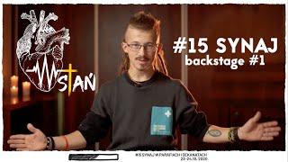 #15Synaj - backstage #1