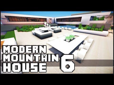 Minecraft Keralis Modern House 15 Minecraft DIY Home Plans Database