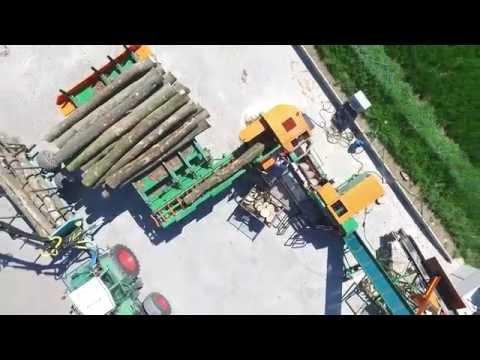 Brennholz-Aufbereitung mit modernster Technik|*Brennholz Engel*|