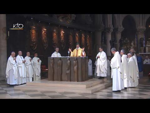 Messe du 24 juin 2018