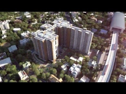 3D Tour of Shriram Southern Crest
