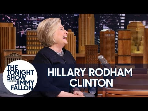 Hillary Clinton on Kate McKinnon and Alec Baldwin's