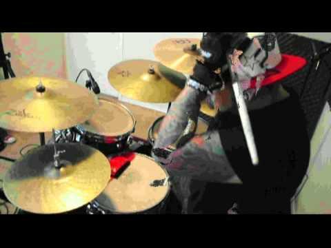 Deftones - Prince - (bassnecter remix) - Dmyke - Drum cover