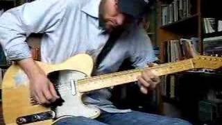 Southwestern State - Telecaster