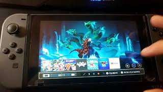 NINTENDO SWITCH Scene: Instalacion y Uso de NXShop (DaxGaming21)