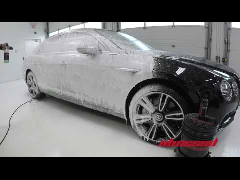 Using a Foam Cannon with OBSSSSD Auto Wash Shampoo