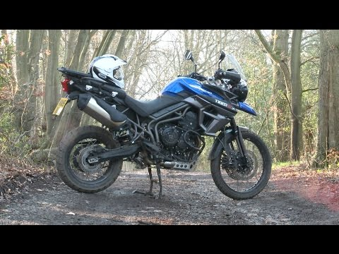 2016 Triumph Tiger 800 XCX Review