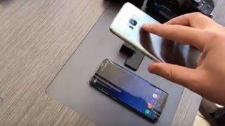 לאחד ממנגנוני ההגנה ב-Galaxy S8 יש בעיה גדולה!