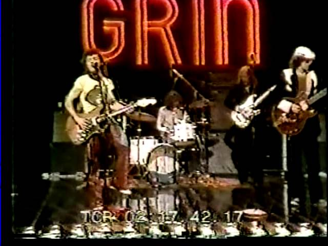 GRIN - You're The Weight (with Believe Intro) - 1973