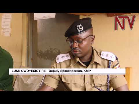 Katwe Police arrests four suspects over attempted car theft