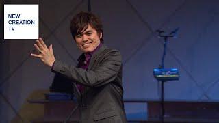 Joseph Prince - Ruhe! Gott arbeitet hinter den Kulissen I New Creation TV Deutsch