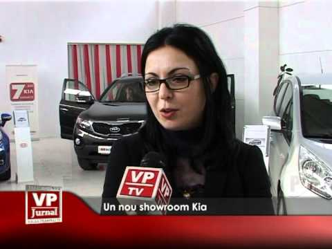 Un nou showroom Kia