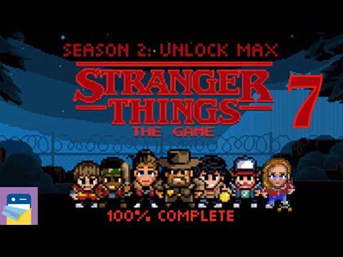 Stranger Things The Game: Part 7 – Season 2 Content – Unlock Max 100% Walkthrough (by BonusXP)