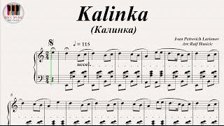 kalinka piano sheet music - Thủ thuật máy tính - Chia sẽ