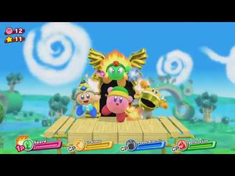 Видео № 0 из игры Kirby Star Allies [NSwitch]