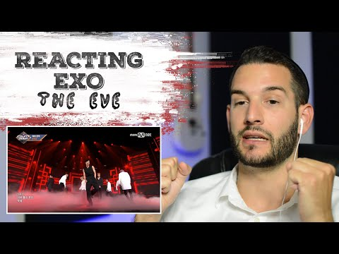 VOCAL COACH reacts to EXO - THE EVE (live)