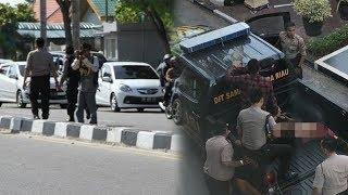 Mapolda Riau Diserang, Berikut Identitas 4 Orang Terduga Teroris yang Tewas