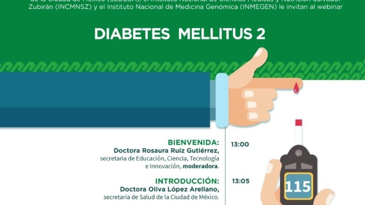 Webinar: Diabetes Mellitus 2