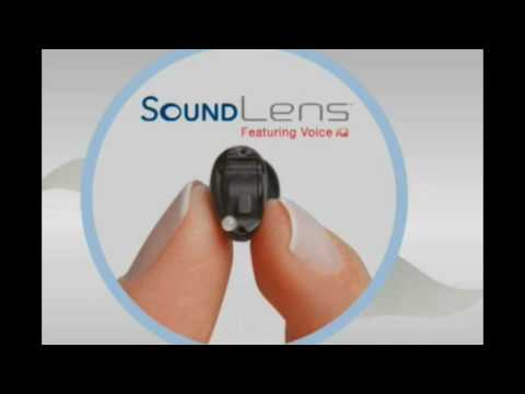 STARKEY SoundLens IIC 2 110, Hearing Aids, Starkey Hearing Foundation