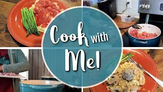 Frugal Family Meals For $50 A Week | Cook With ME!