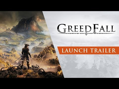 GreedFall - Launch Trailer de GreedFall